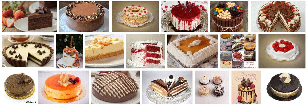 Foto de los mejores dulces de nuestra pastelería a domicilio en Barcelona elaborados por maestros pasteleros