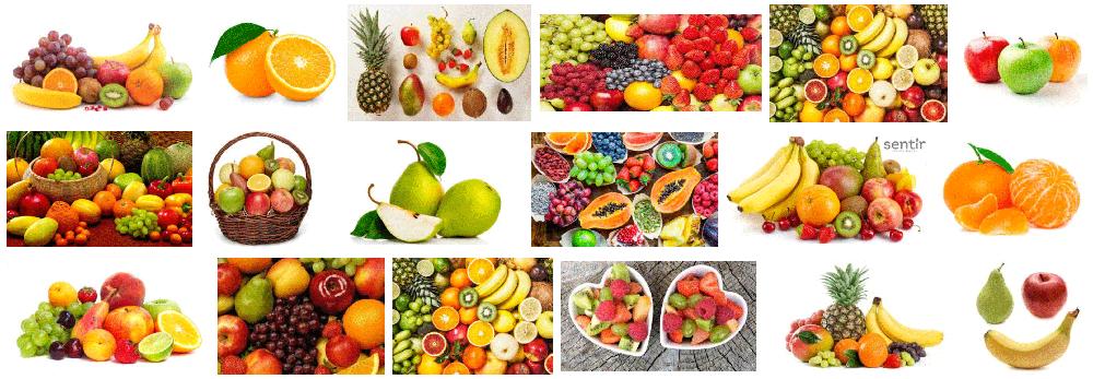 fruta fresca del día a domicilio en barcelona