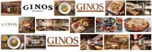 Comida del restaurante Ginos a domicilio en barcelona
