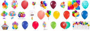 hincha globos a domicilio en barcelona de fiesta