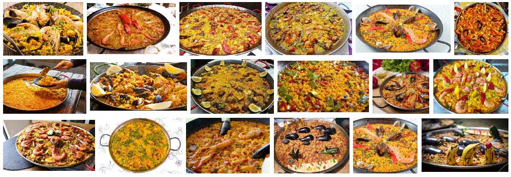 paellas caseas a domicilio en barcelona