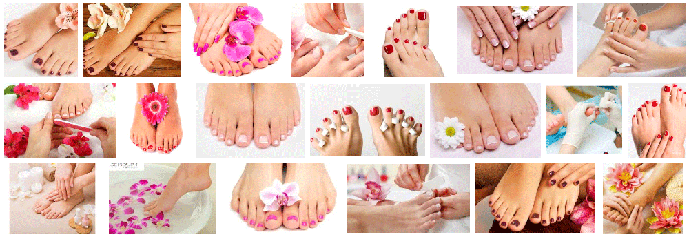 PEDICURE HOME DELIVERY BARCELONA