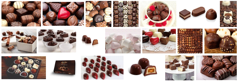 CHOCOLATES HOME DELIVERY BARCELONA