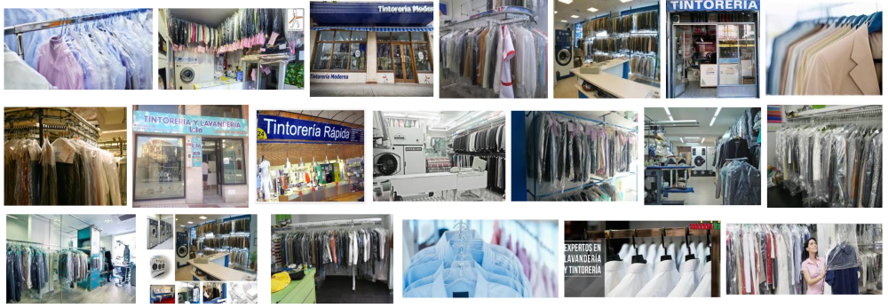 DRY CLEANERS HOME DELIVERY